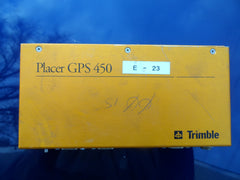 Trimble Placer GPS 450 48275-90 TAIP mobile positioning unit 083890