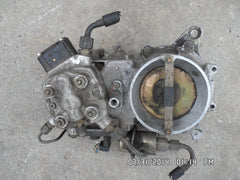 1985 MERCEDES BENZ 190E 2.3L FUEL DISTRIBUTOR 0438101026 REGULATOR. - USEDPARTSRUS