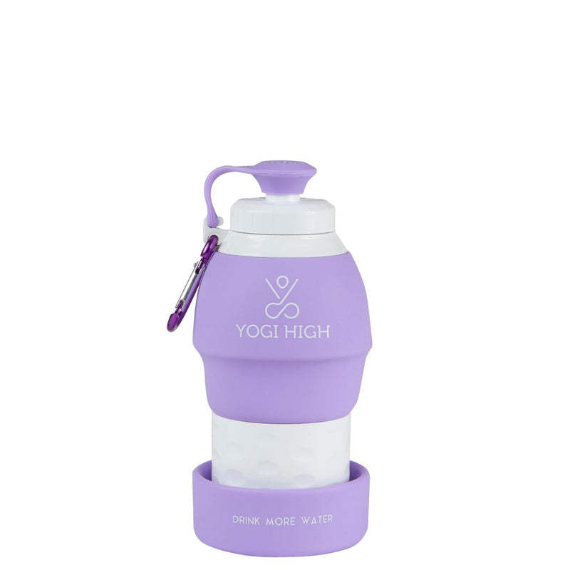 Drink more water - Pastel Purple