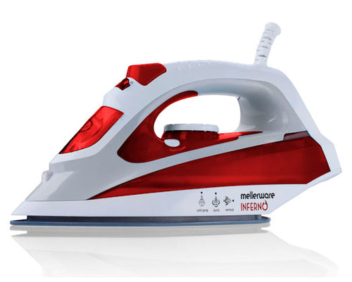 Mellerware Inferno Steam Iron
