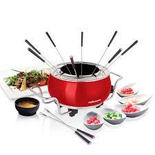 Mellerware Hot Pot Fondue Set