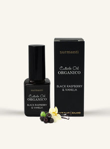 Surmanti Cuticle Oil Black Raspberry & Vanilla