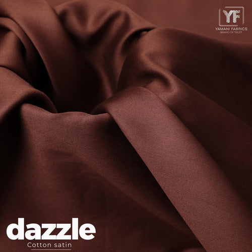 Dazzle 3 Rust Brown