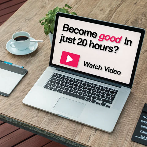 become good in just 20 hours