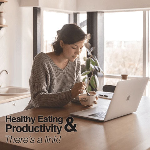 healthy eating for productivity