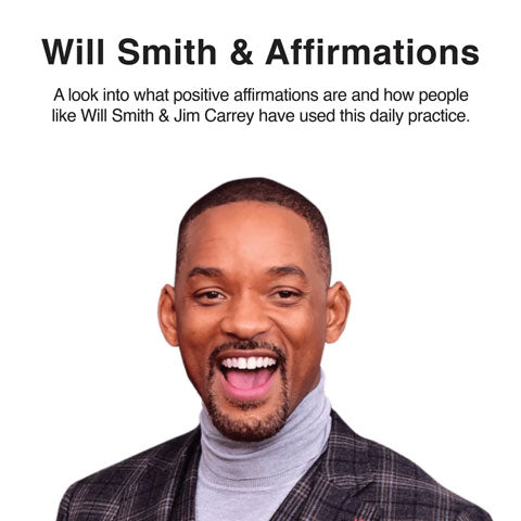 Will Smith affirmations for daily practice