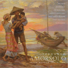 Load image into Gallery viewer, Fernando Amorsolo Seven - Museum Exhibition