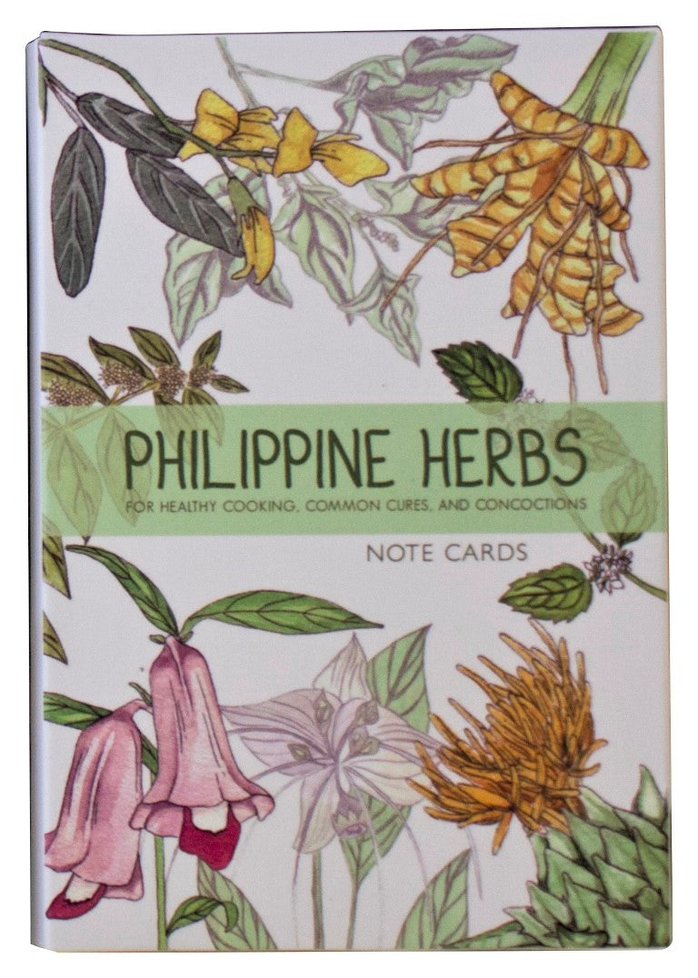 Herbs On Notecards