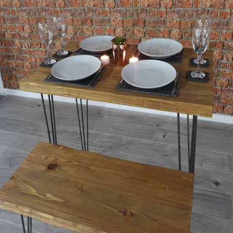 Industrial Table & Bench