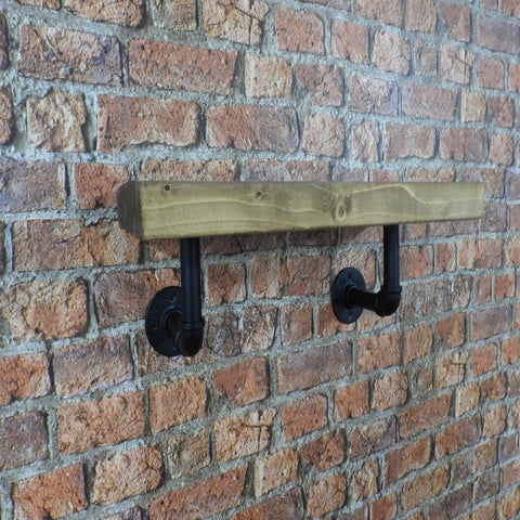 Pipe Shelf 110cm-160cm