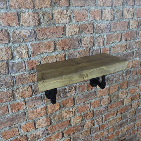 Pipe Shelf 20cm-100cm