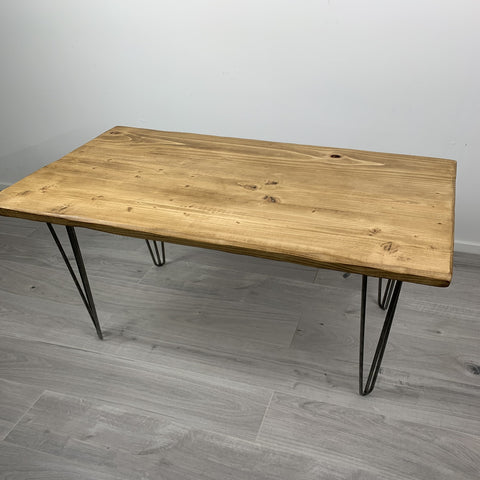 Rustic Industrial Table