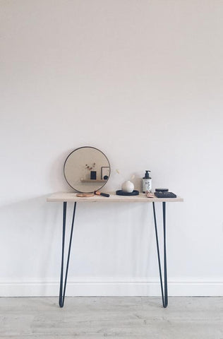 SCANDI APARTMENT DRESSING TABLE