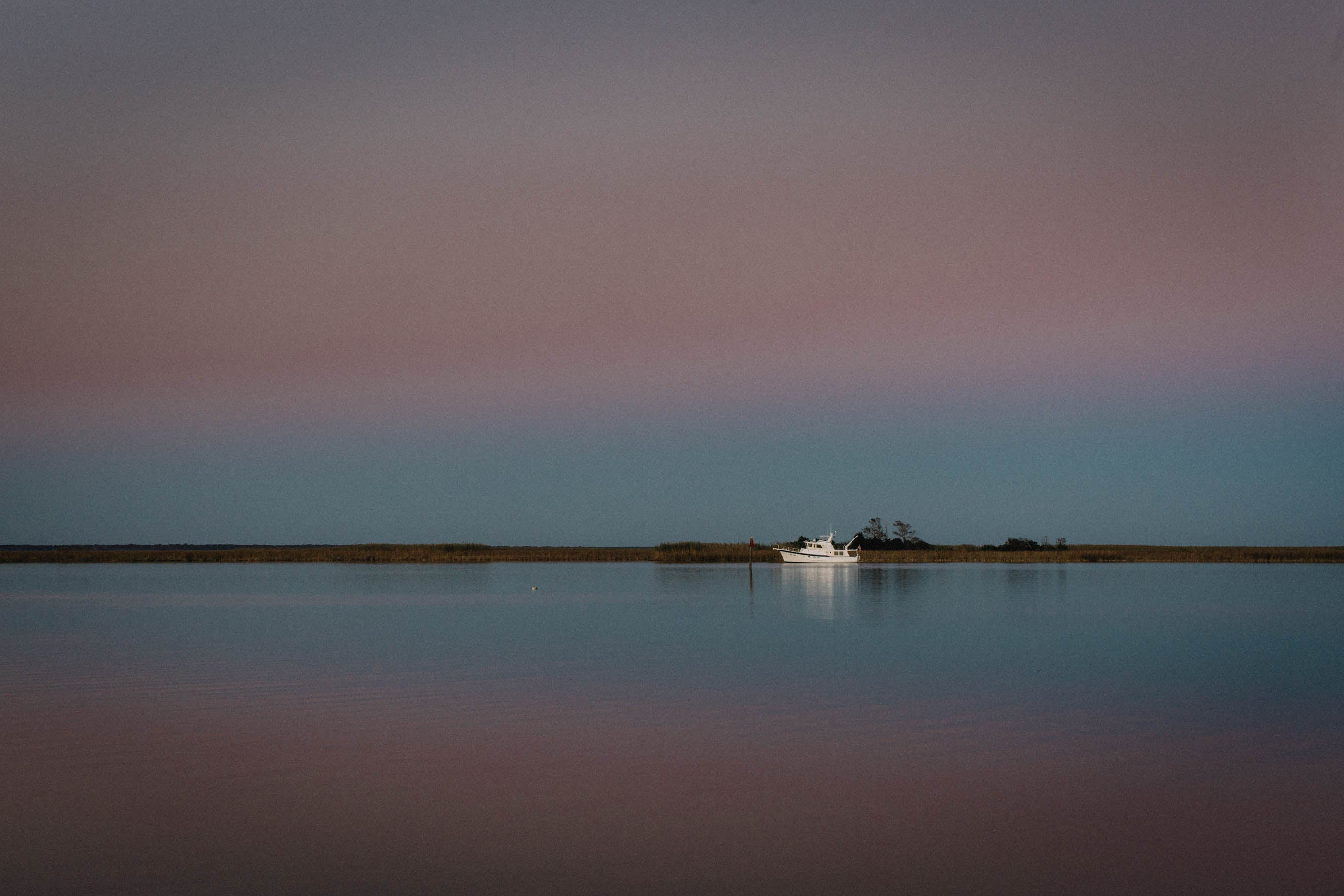 Apalachicola River at Dusk