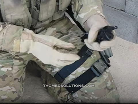 SOF® Tactical Tourniquet Folded for Storage