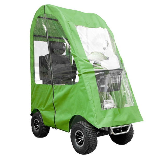 Daymak Boomerbuggy V with Canopy Mobility Scooter