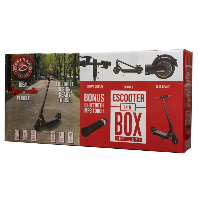 Daymak Escooter In A Box DELUXE Electric Scooter