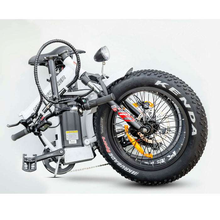 Daymak New Yorker 48V Fat Tire Ebike