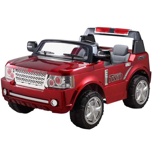 Daymak Magic Ride-On Toy Car