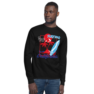 Beach Please - Champion Long Sleeve T-Shirt