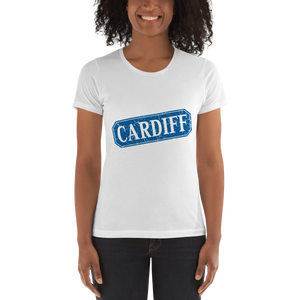 Cardiff Chesterfield Drive - Women's t-shirt
