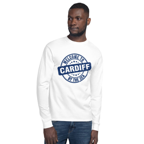 Cardiff-by-the-Sea - Champion Long Sleeve T-Shirt