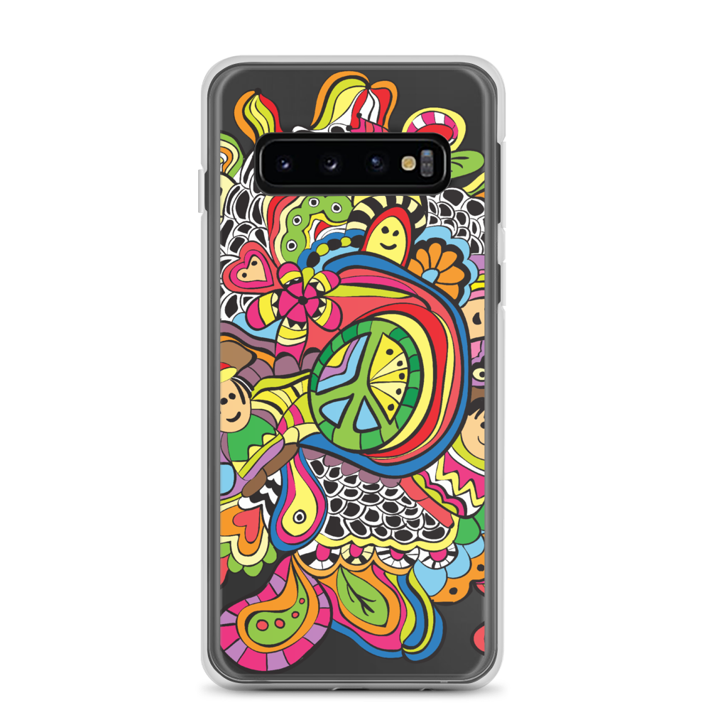 Peace Sign Samsung Case