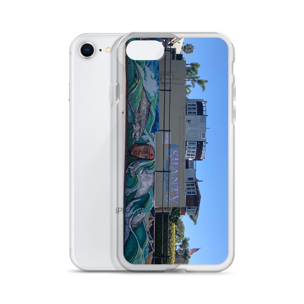 Cardiff by the Sea Shanty iPhone Case