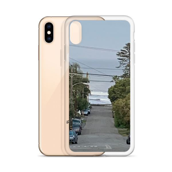 Cardiff by the Sea Dublin Drive iPhone Case
