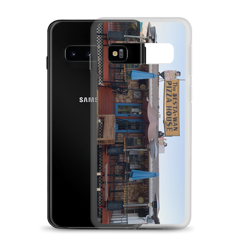 Cardiff by the Sea Best Wan Pizza Samsung Case