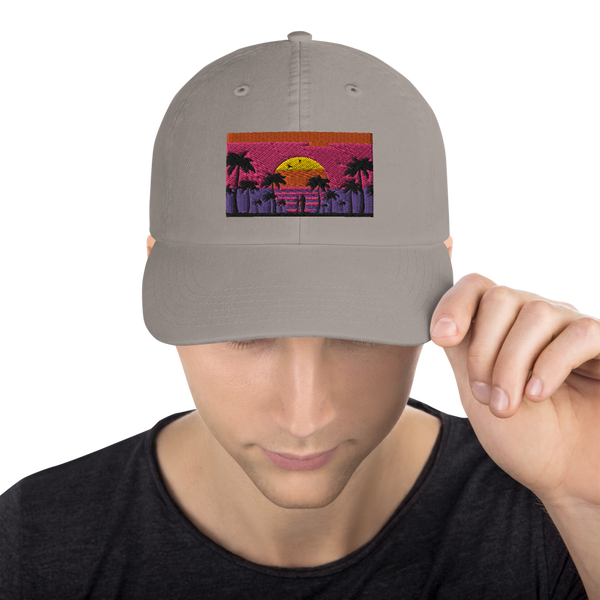 Tropical Summer - Champion Hat