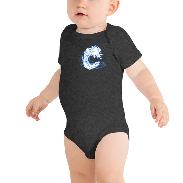 CARDIFF WAVE - Baby bodysuits