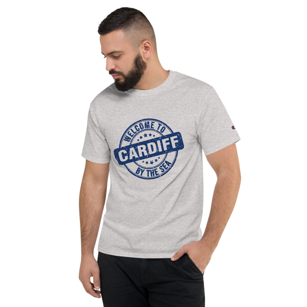 Cardiff-by-the-Sea - Champion T-Shirt