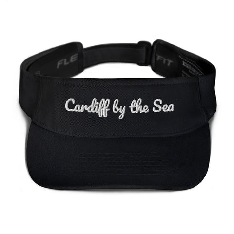 Cardiff by the Sea - Embroidered Visor