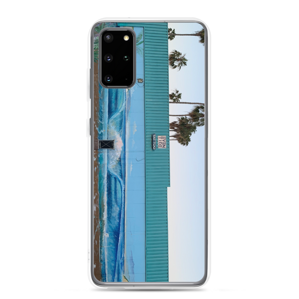 Cardiff by the Sea Even Tide Samsung Case