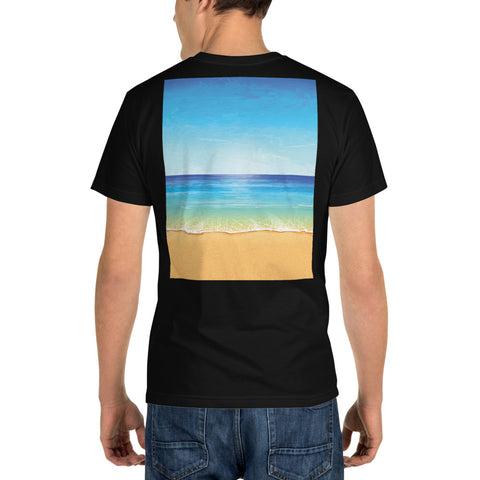 Seascape - Sustainable T-shirt