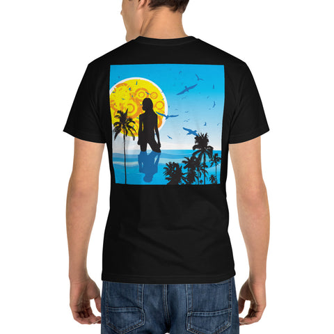 Summer Heat - Sustainable T-shirt