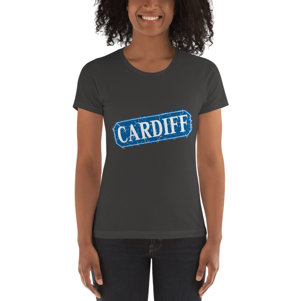 Cardiff by the Sea - Women's T-shirt