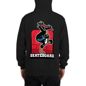 Skateboard Hand Plant - Champion Hoodie