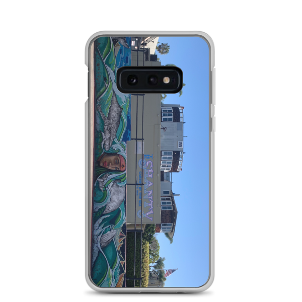 Cardiff by the Sea Shanty Samsung Case