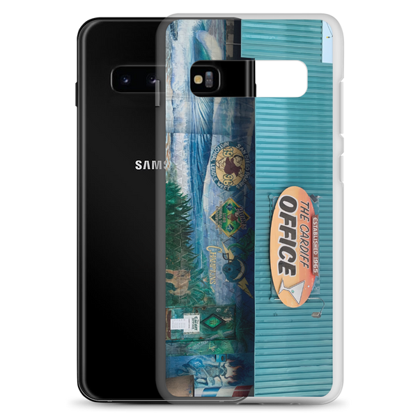 Cardiff by the Sea Office Samsung Case
