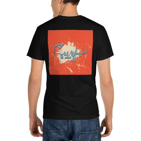 Surf Lettering - Sustainable T-shirt