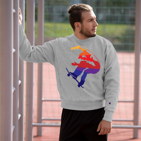 Styling Skater - Champion Sweatshirt