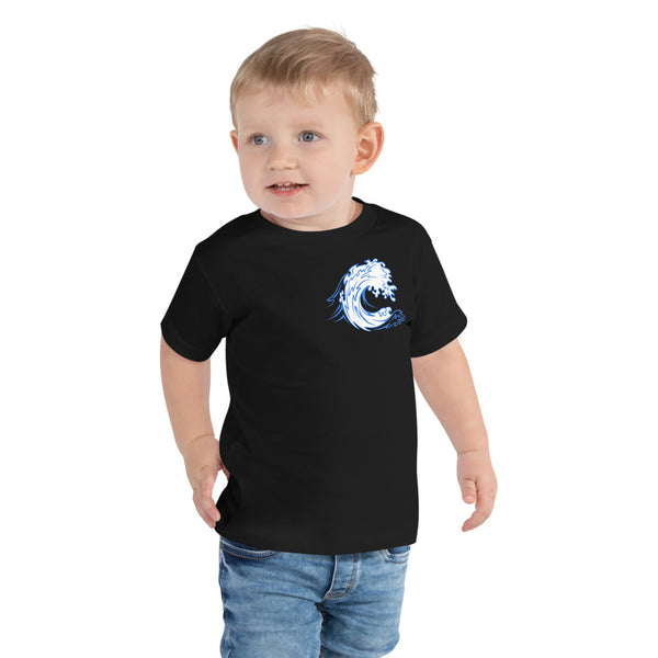 CARDIFF WAVE - Toddler Short Sleeve Tee