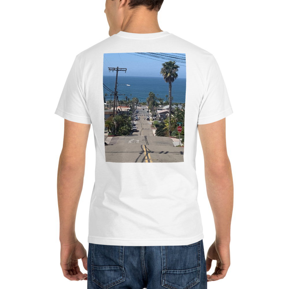 Cardiff by the Sea Chesterfield Drive - Sustainable T-shirt