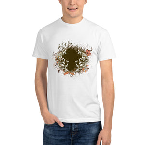 Floral Frame - Sustainable T-shirt