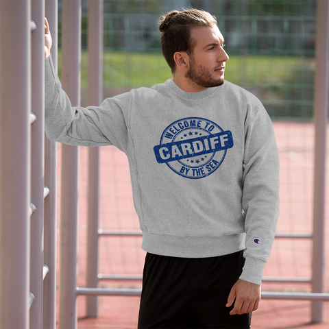 Cardiff-by-the-Sea - Champion Sweatshirt