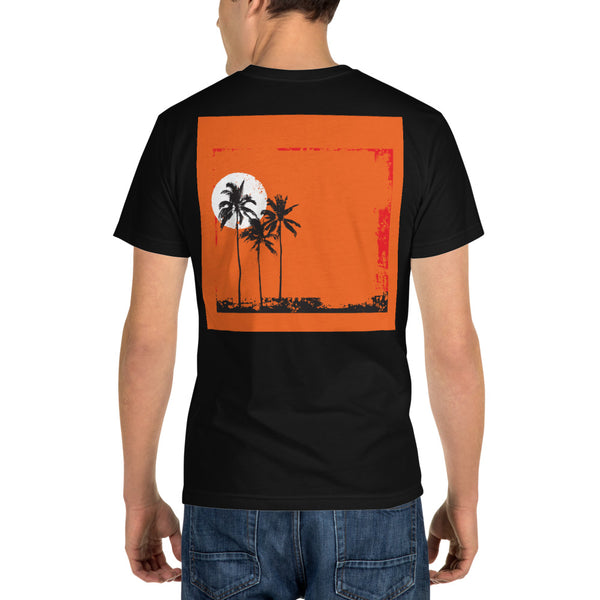 Tropical Moon - Sustainable T-shirt
