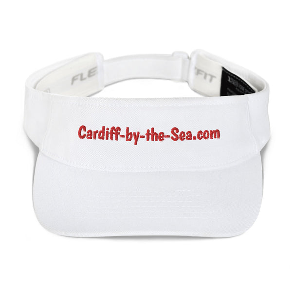 Cardiff-by-the-Sea.com Visor
