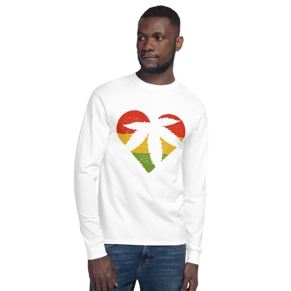 Irie Heart - Champion Long Sleeve T-Shirt